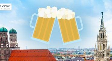 Vola a Monaco all'Oktoberfest, la festa della birra più grande d'Europa