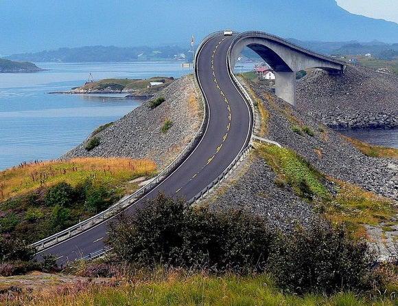 Atlantic-Road-norvegia