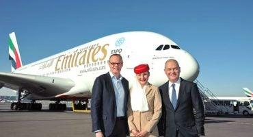 Le nuove rotte aeree per Dubai