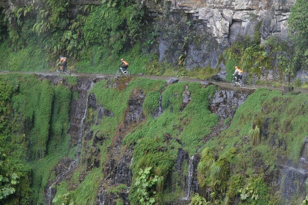 camino muerte bolivia