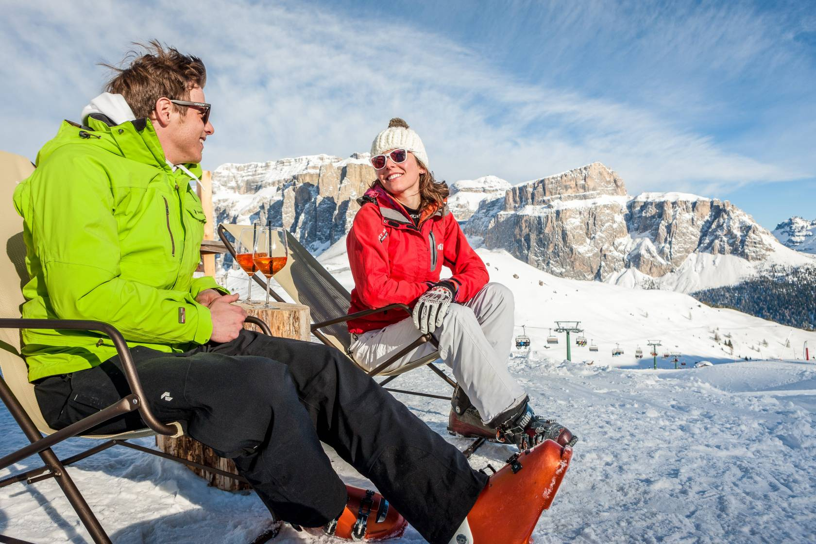 apres ski trentino