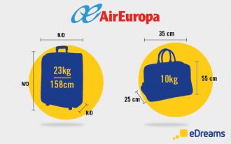 bagagli Air Europa