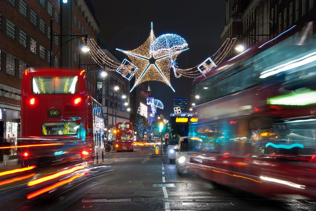 Londra Natale