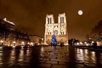 parigi natale