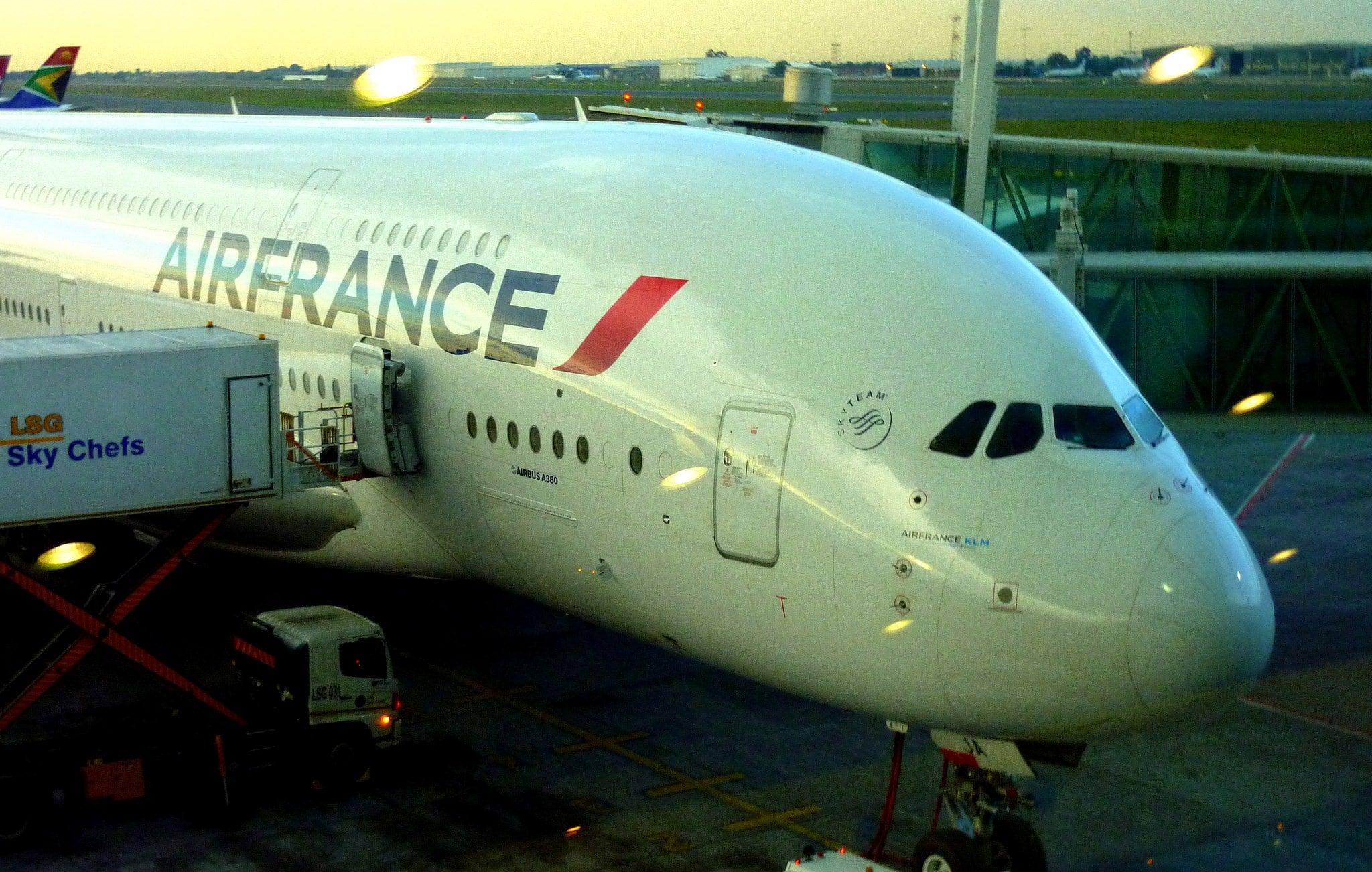 aereo air france check in online edreams blog di viaggi