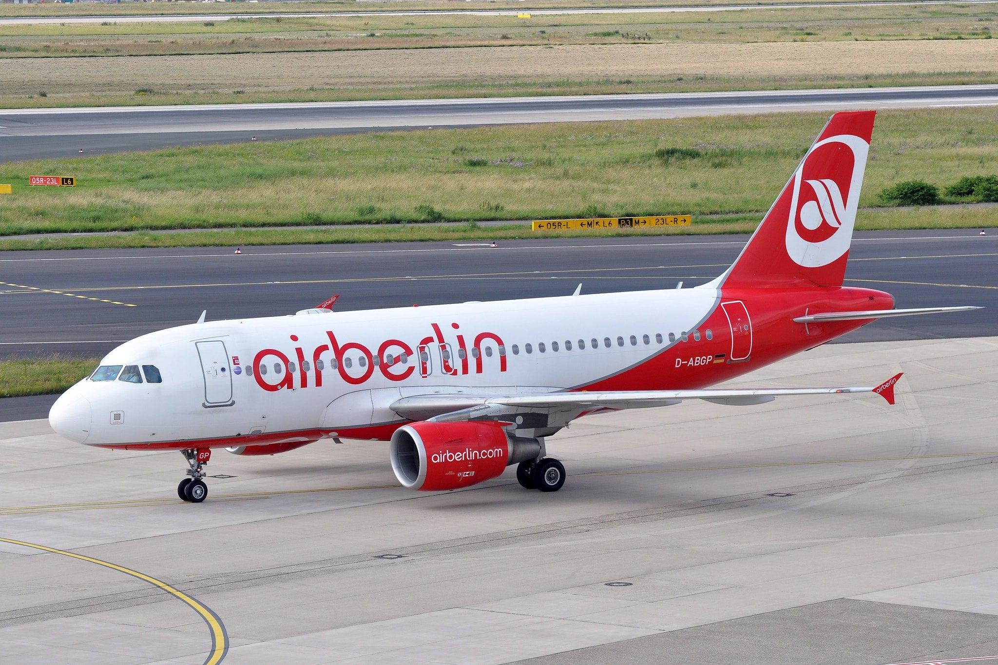 aereo air berlin check in online edreams blog di viaggi