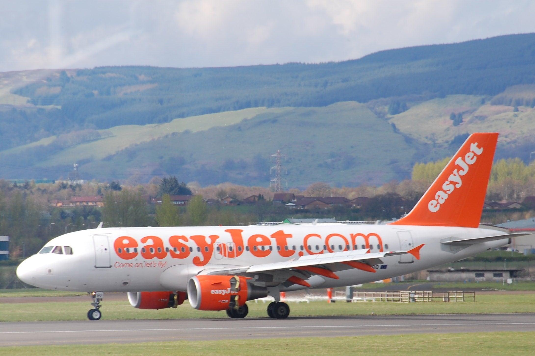 aereo easyjet check in online edreams blog di viaggi