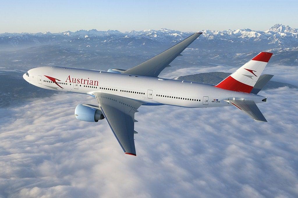aereo austrain airlines check in online edreams blog di viaggi
