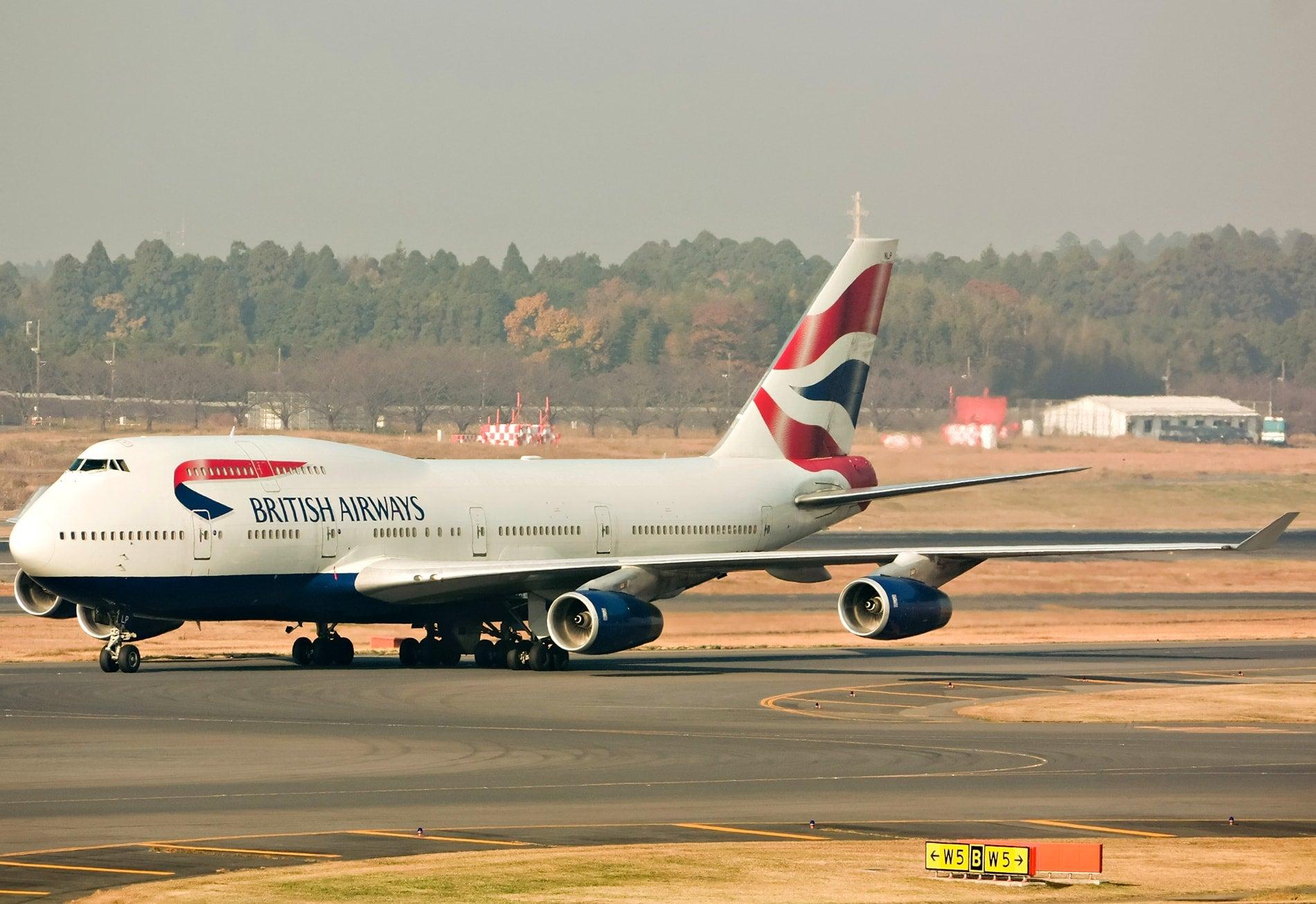 aereo british airways check in online edreams blog di viaggi