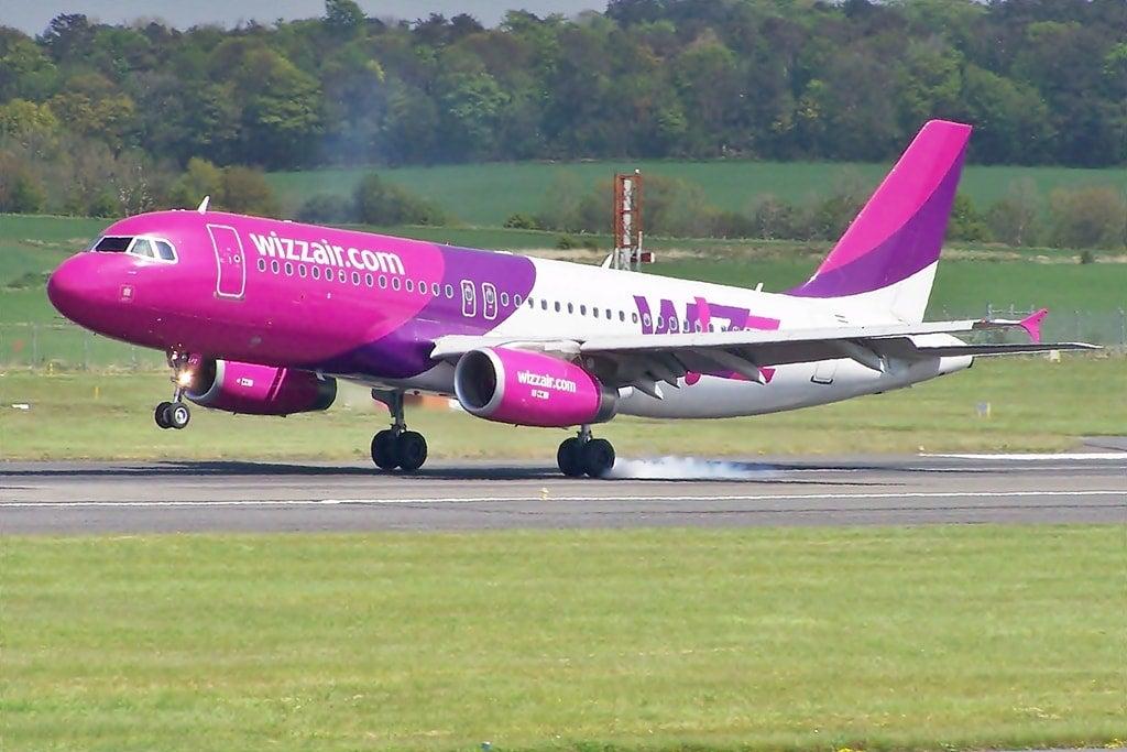 aereo wizz air check in online edreams blog di viaggi