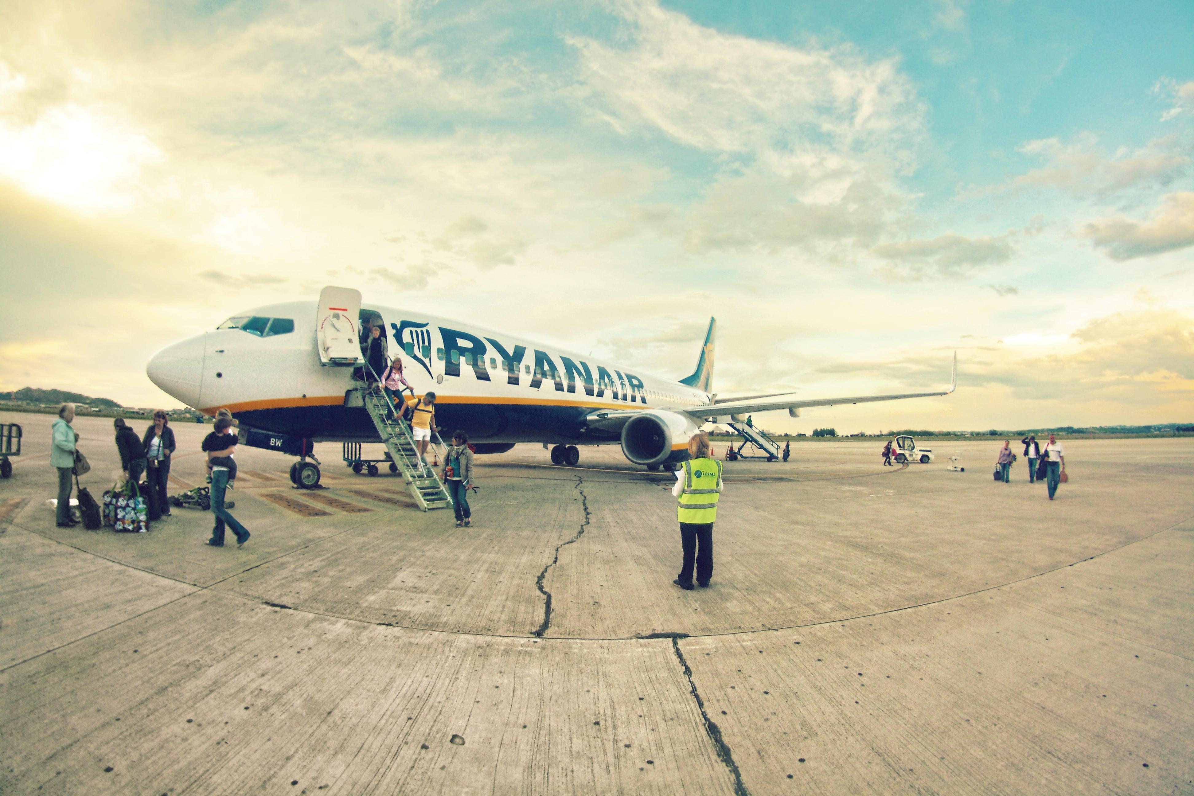 aereo ryanair check in online edreams blog di viaggi