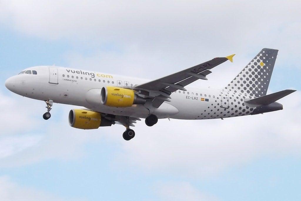 aereo vueling check in online edreams blog di viaggi