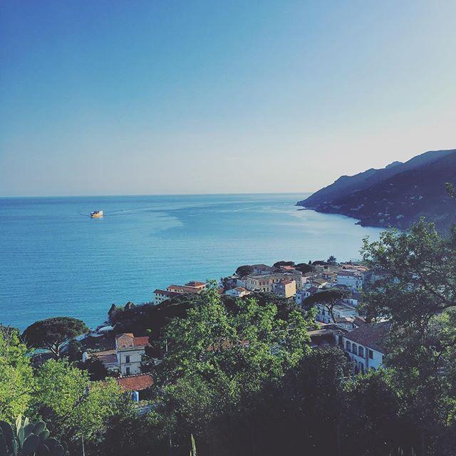 vietri sul mare en la costa amalfitana