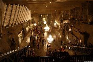 10 città sotterranee e attrazioni underground