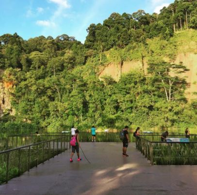 bukit timah en singapur
