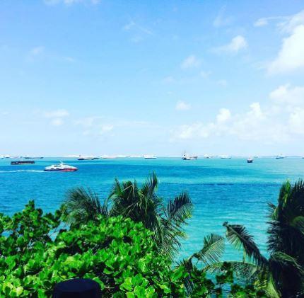 palawan beach en singapur