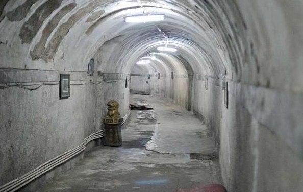túneles de pechino