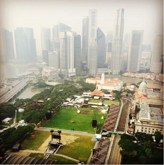 singapore gran prix