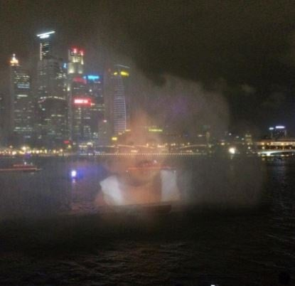espectáculo en singapur - que ver en singapur