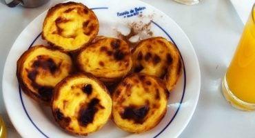 11 dolci che vi faranno viaggiare a Lisbona
