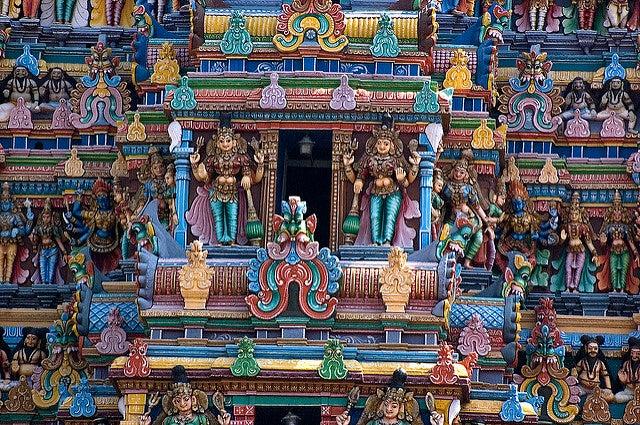 Meenakshi Amman Temple, India luoghi da visitare edreams blog di viaggi