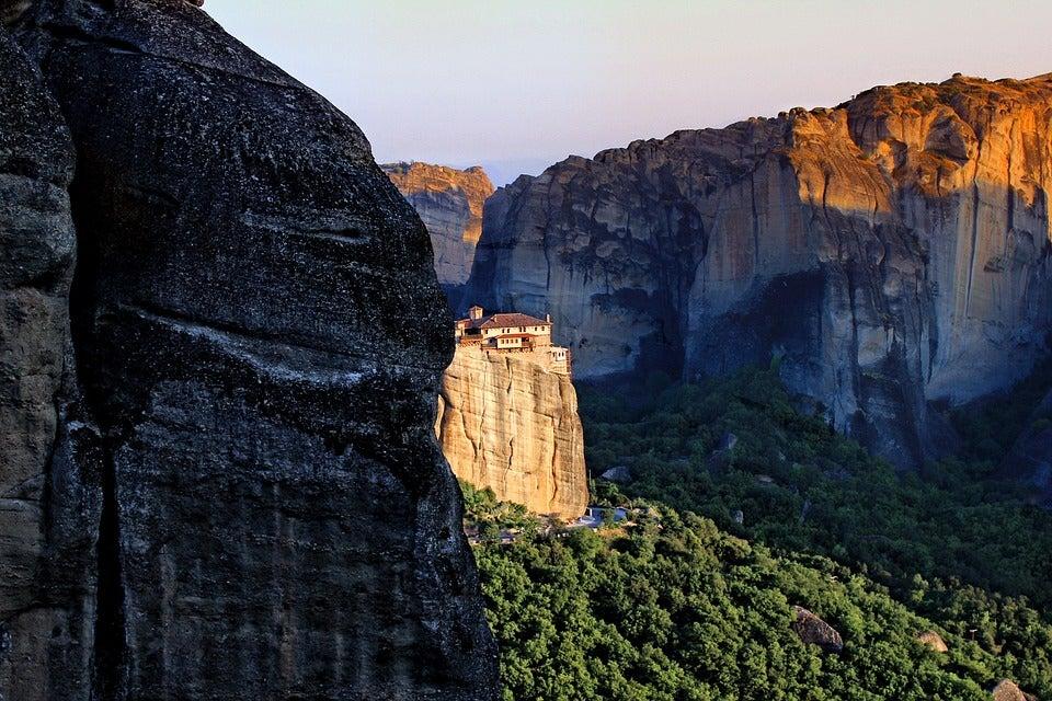 monasteri meteore grecia luoghi da visitare edreams blog di viaggi