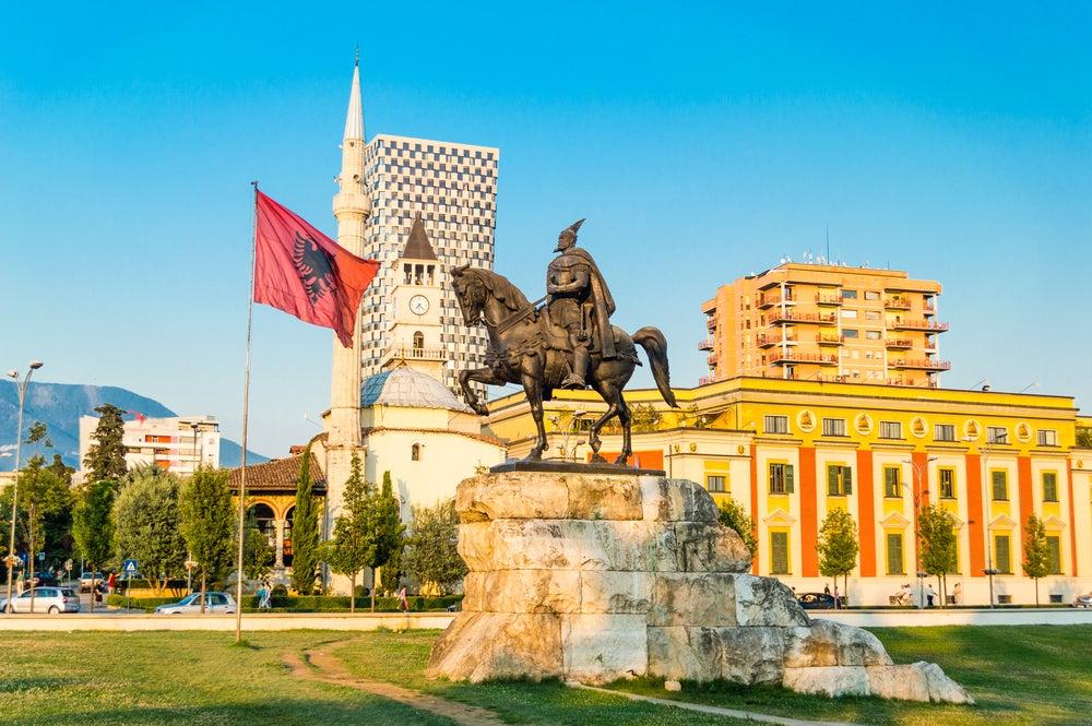 Volo Hotel Tirana