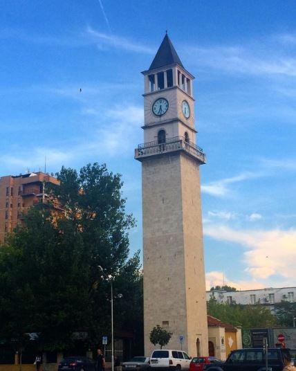 torre orologio cose da fare a tirana edreams blog di viaggi