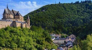 Vinci un volo per 2 persone a Lussemburgo, l'ultimo Grande Ducato