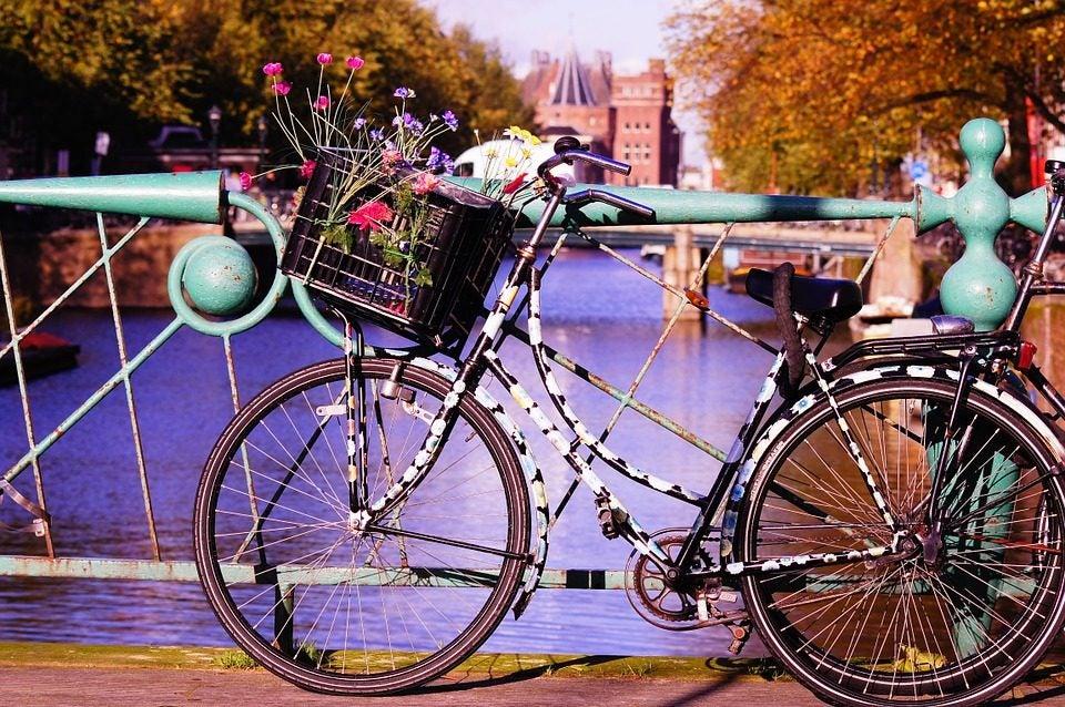 Bicicletta di Amsterdam