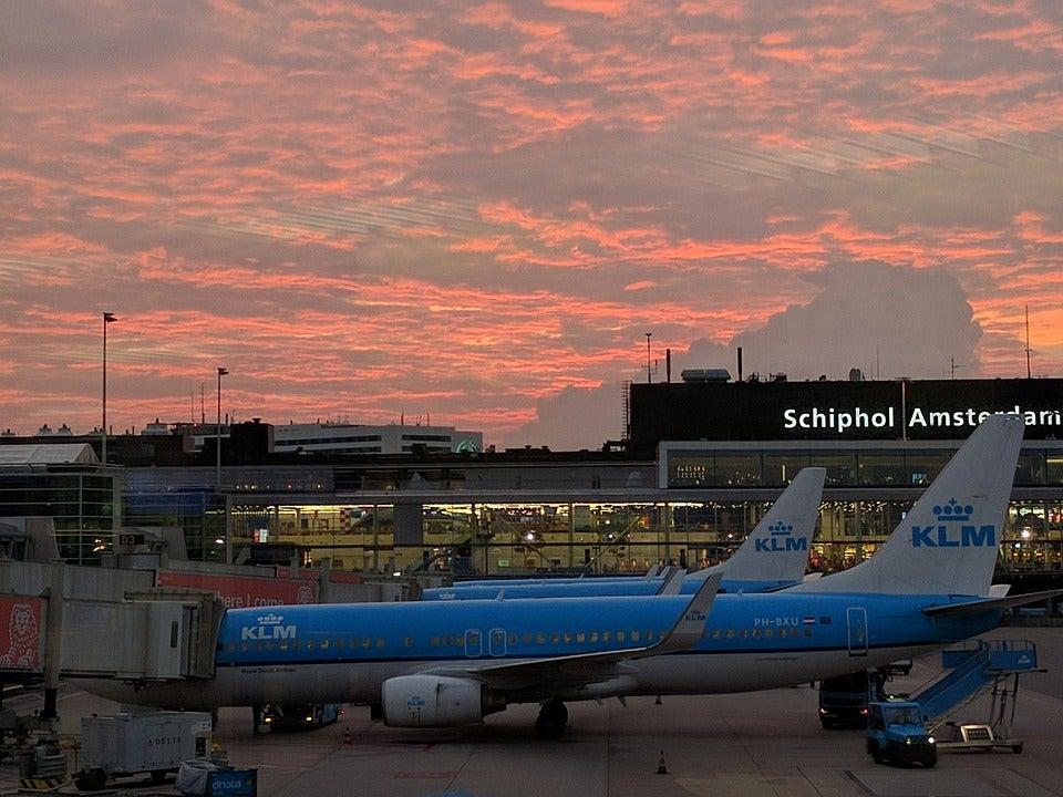 schiphol-amsterdam