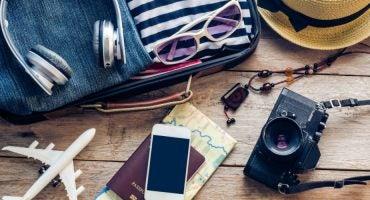 7 trucchi salva-spazio per preparare la valigia