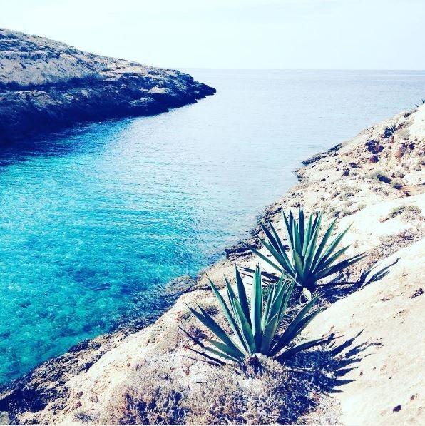 cala-greca spiagge lampedusa edreams blog di viaggi