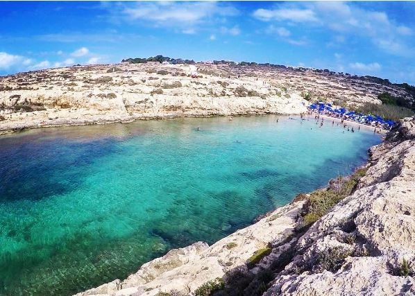 cala-madonna spiagge lampedusa edreams blog di viaggi