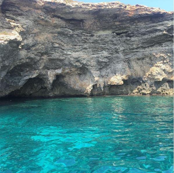 grottacce spiagge lampedusa edreams blog di viaggi
