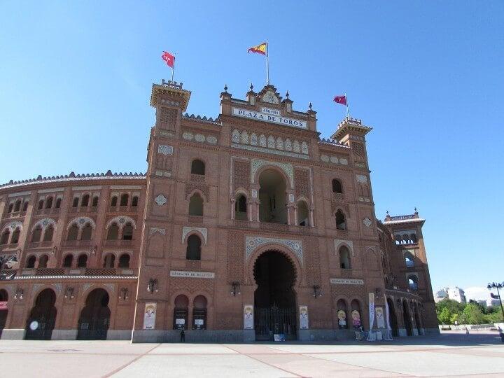 Plaza de Toros, las ventas, Madrid