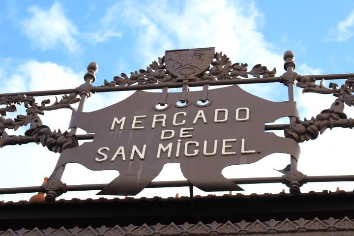 Ingresso Mercado San Miguel