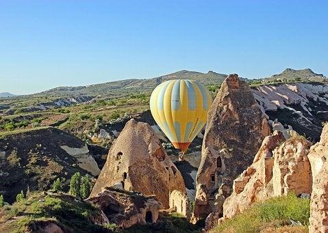 mongolfiera turchia -blog edreams