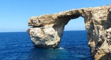 Addio alla Finestra Azzurra di Malta