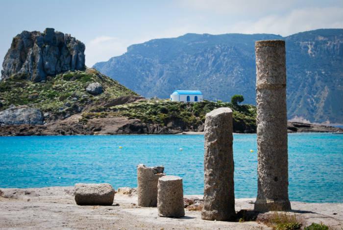 kos migliori spiagge grecia