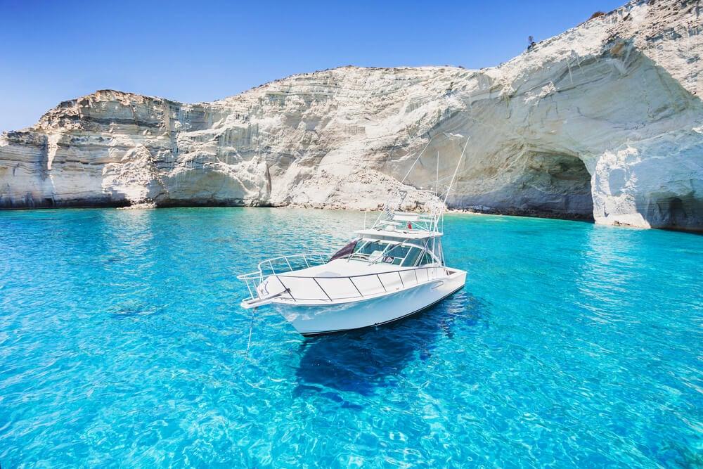 milos acqua turchese