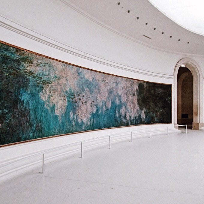 quadro Ninfee Monet