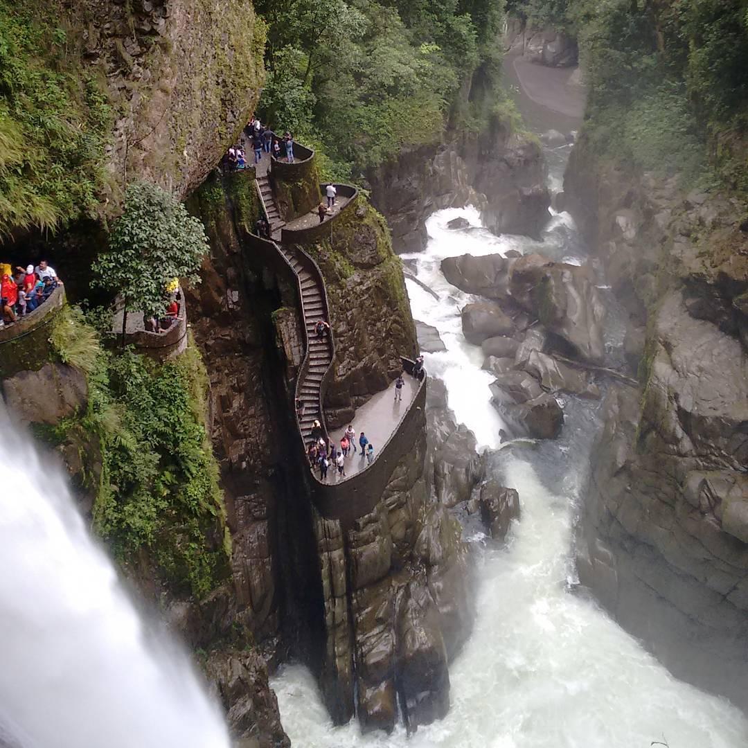 cascate del diavolo cose da fare ecuador edreams blog di viaggi