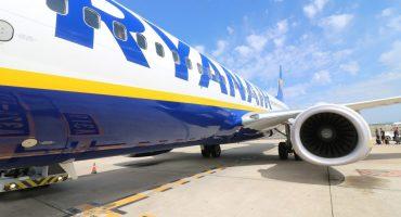 Ryanair cancella circa 18.000 voli fino a marzo 2018