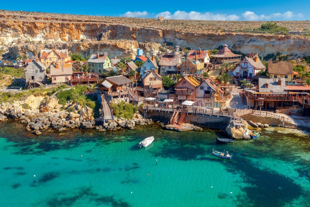 Villaggio Braccio di ferro Malta