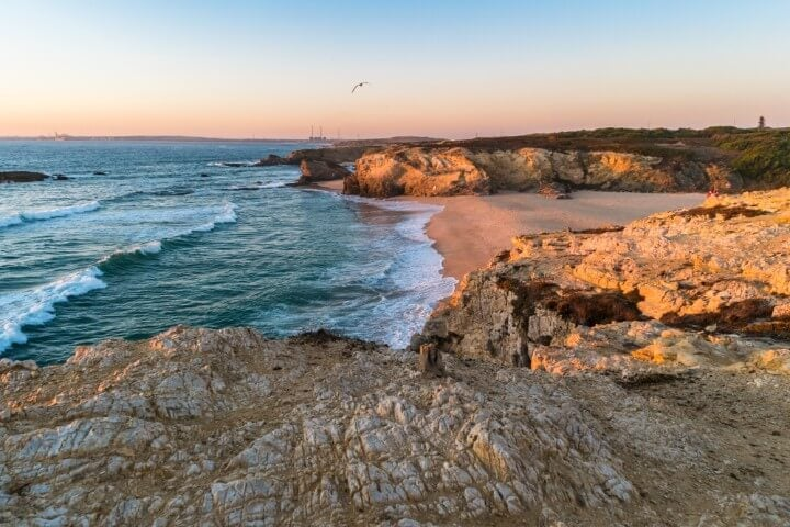 alentejo spiaggia portogallo