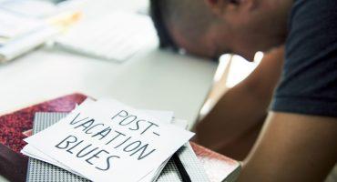 Consigli per superare la depressione post-vacanze