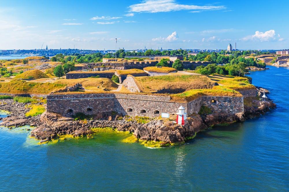 Suomenlinna fortezza finlandia