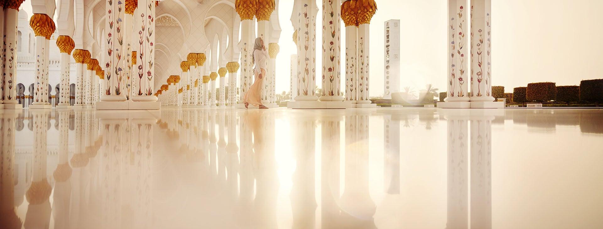 Grande Moschea di Sheikh Zayed