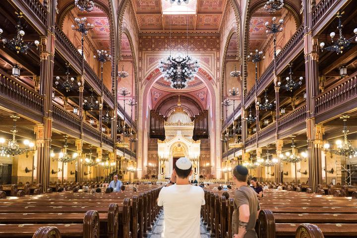 Sinagoga a Budapest
